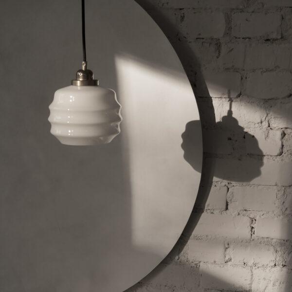 Szklana Lampa Wisząca Mały Ul